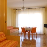 Two rooms residence at Ventimiglia - Holiday Apartments Liguria - Residence Green Park