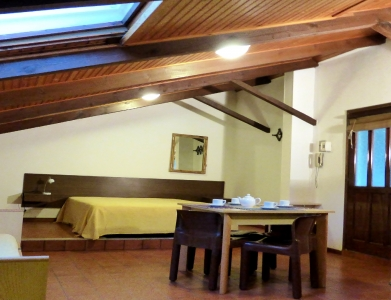 One room residence at Ventimiglia